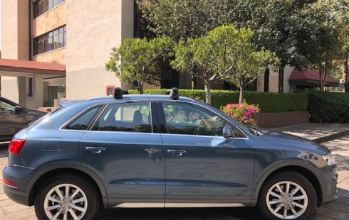 Audi Q3 2016 Quattro 2.0L 180 hp Luxury