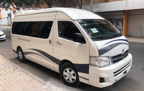 Toyota Hiace 2013 en Cuauhtémoc