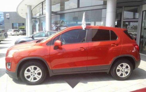 Chevrolet Trax 2016 usado en Veracruz