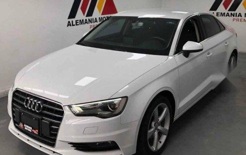 Urge!! Vendo excelente Audi A3 2016 Automático en en Querétaro
