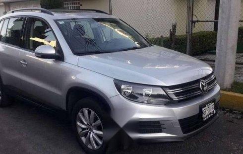 Urge!! Vendo excelente Volkswagen Tiguan 2014 Automático en en Benito Juárez