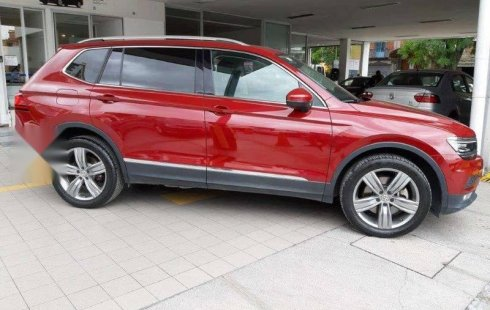 Se vende un Volkswagen Tiguan 2018 por cuestiones económicas