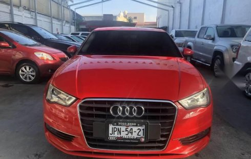 Se vende urgemente Audi A3 2016 Automático en Zapopan