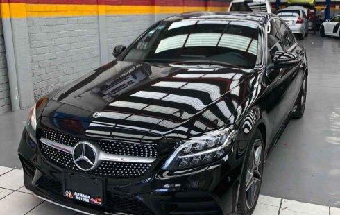 Un excelente Mercedes-Benz Clase C 2019 está en la venta