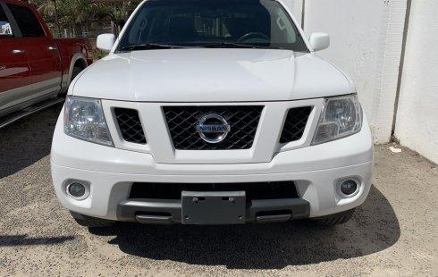 Nissan Frontier Pro 4x 2012