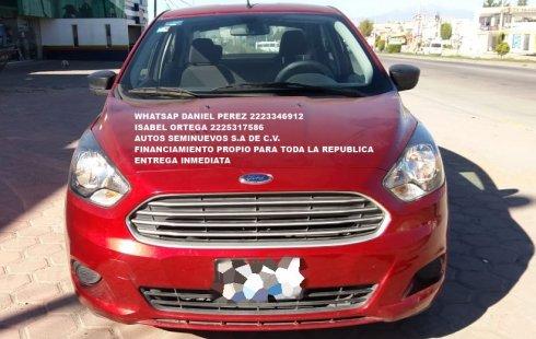 Bonito Figo Sedan 2018 Puebla