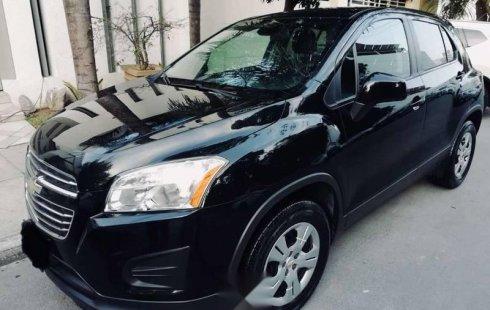 Quiero vender urgentemente mi auto Chevrolet Trax 2016 muy bien estado