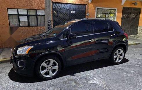 Llámame inmediatamente para poseer excelente un Chevrolet Trax 2016 Automático