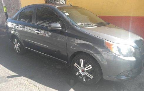 Se vende urgemente Chevrolet Aveo 2013 Manual en Venustiano Carranza