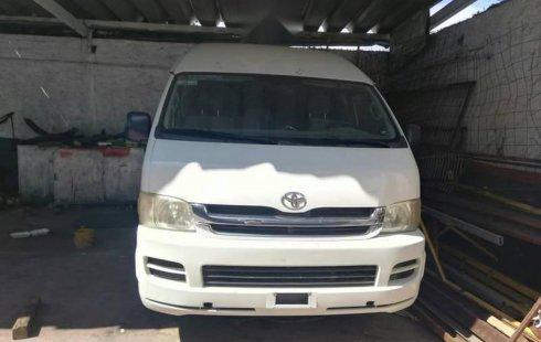 Toyota Hiace usado en Guadalajara