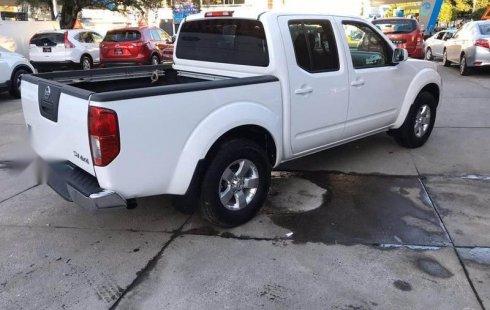 En venta un Nissan Frontier 2012 Automático en excelente condición