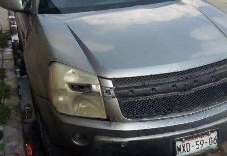 No te pierdas un excelente Chevrolet Equinox 2006 Automático en Iztapalapa