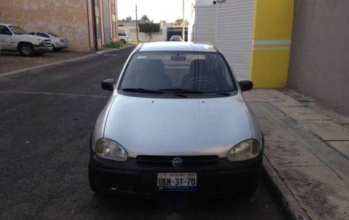 Quiero vender cuanto antes posible un Chevrolet Chevy 2001