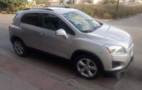 Urge!! Vendo excelente Chevrolet Trax 2016 Automático en en León