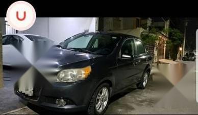 Chevrolet Aveo usado en Apodaca