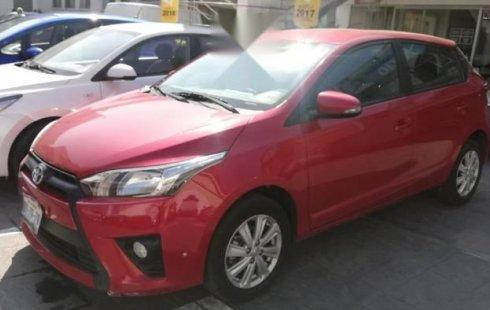 Toyota Yaris 2017 usado en Azcapotzalco