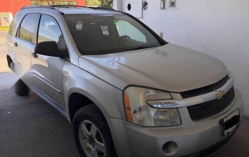 Quiero vender cuanto antes posible un Chevrolet Equinox 2008