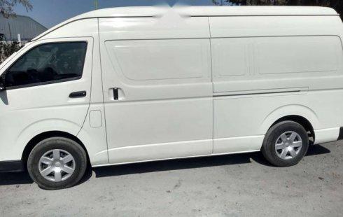 Toyota Hiace usado en Gustavo A. Madero
