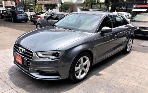Llámame inmediatamente para poseer excelente un Audi A3 2016 Automático