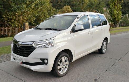Quiero vender urgentemente mi auto Toyota Avanza 2018 muy bien estado