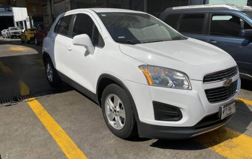 Chevrolet Trax 2015 impecable
