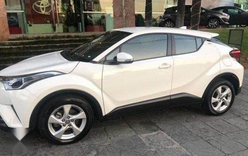 Urge!! Un excelente Toyota CH-R 2018 Automático vendido a un precio increíblemente barato en Zapopan