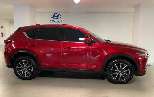 Quiero vender urgentemente mi auto Mazda CX-5 2018 muy bien estado