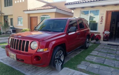 Vendo un Jeep Patriot impecable