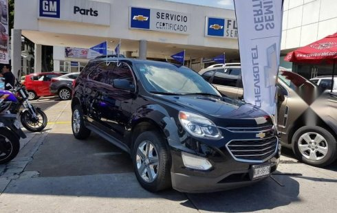 Llámame inmediatamente para poseer excelente un Chevrolet Equinox 2016 Automático