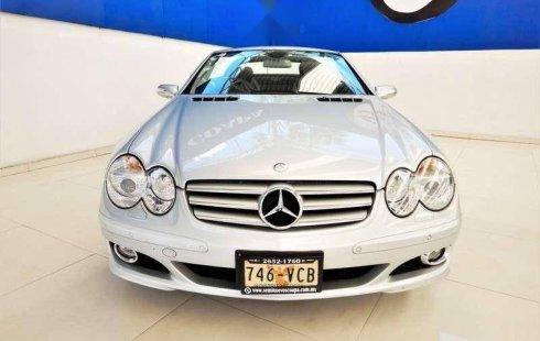 Se vende un Mercedes-Benz Clase SL 2007 por cuestiones económicas
