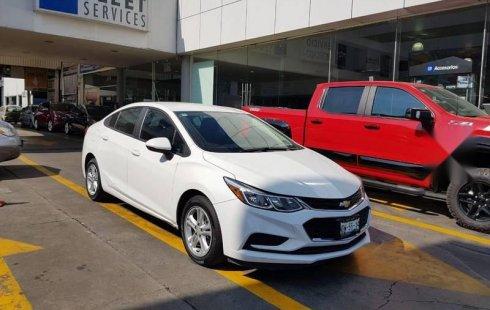 Quiero vender inmediatamente mi auto Chevrolet Cruze 2017