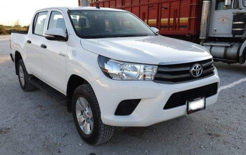 Toyota Hilux 2017 Blanco