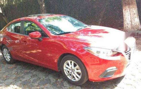 No te pierdas un excelente Mazda 3 2015 Automático en Cuernavaca
