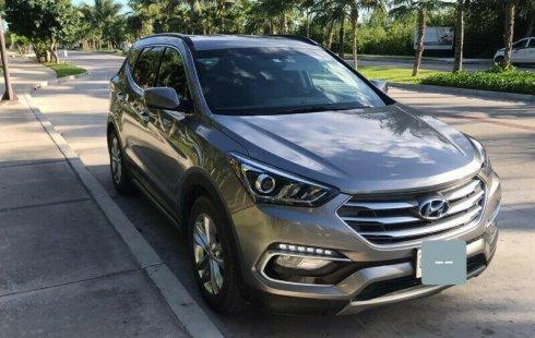 Quiero vender urgentemente mi auto Hyundai Santa Fe 2018 muy bien estado