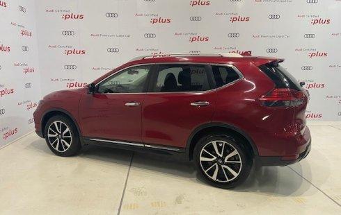 Se vende un Nissan X-Trail 2018 por cuestiones económicas