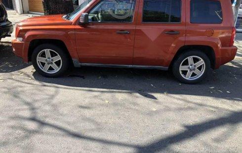 Jeep Patriot 2008 en venta
