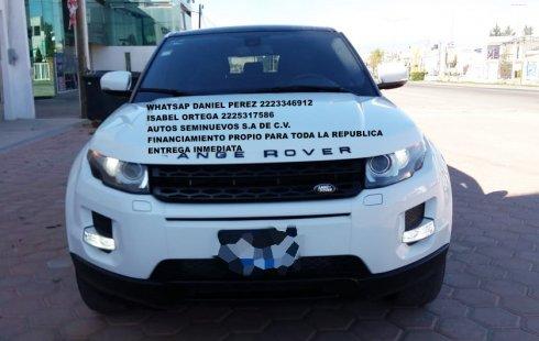 Equipada Land Rover Range 2013 Puebla