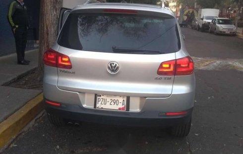 Un Volkswagen Tiguan 2016 impecable te está esperando