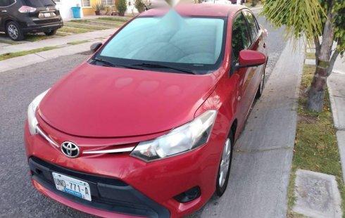 No te pierdas un excelente Toyota Yaris 2017 Manual en Querétaro