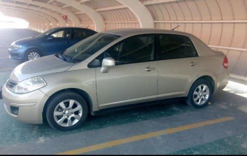 Nissan Tiida 2011 excelentes condicones.