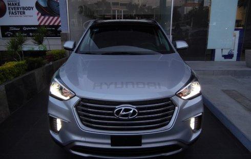 Se vende un Hyundai Santa Fe 2019 por cuestiones económicas