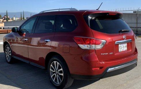 Precio de Nissan Pathfinder 2014