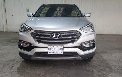 Hyundai Santa Fe impecable en Hidalgo más barato imposible