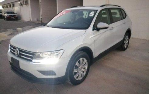 Precio de Volkswagen Tiguan 2018