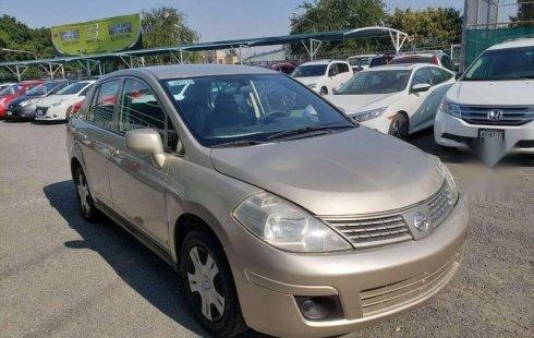 Tengo que vender mi querido Nissan Tiida 2011