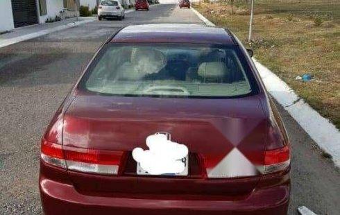 Precio de Honda Accord 2003