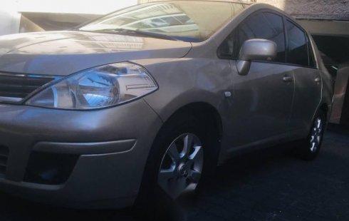 Quiero vender urgentemente mi auto Nissan Tiida 2011 muy bien estado