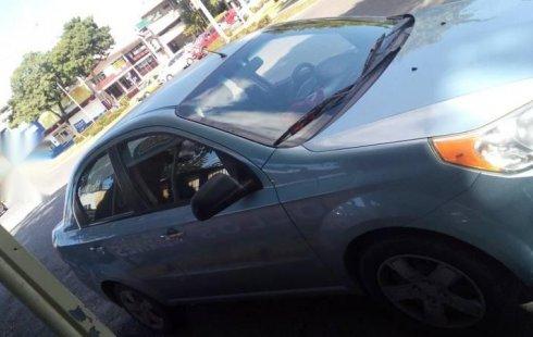 Carro Chevrolet Aveo 2012 en buen estadode único propietario en excelente estado