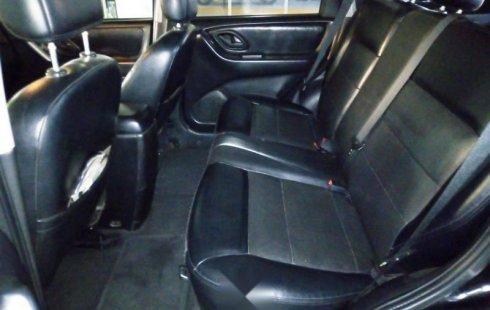 Ford Escape 2006 en Coyoacán