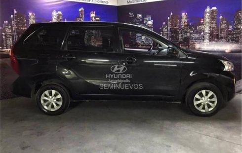 Tengo que vender mi querido Toyota Avanza 2018
